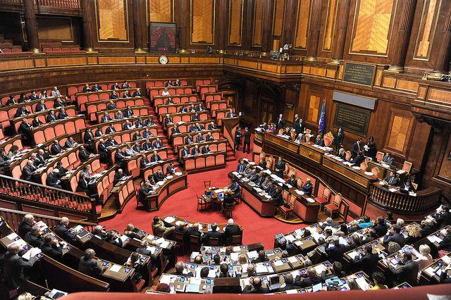 Aeropolis associazione operatori del comparto campano e for Composizione senato italiano