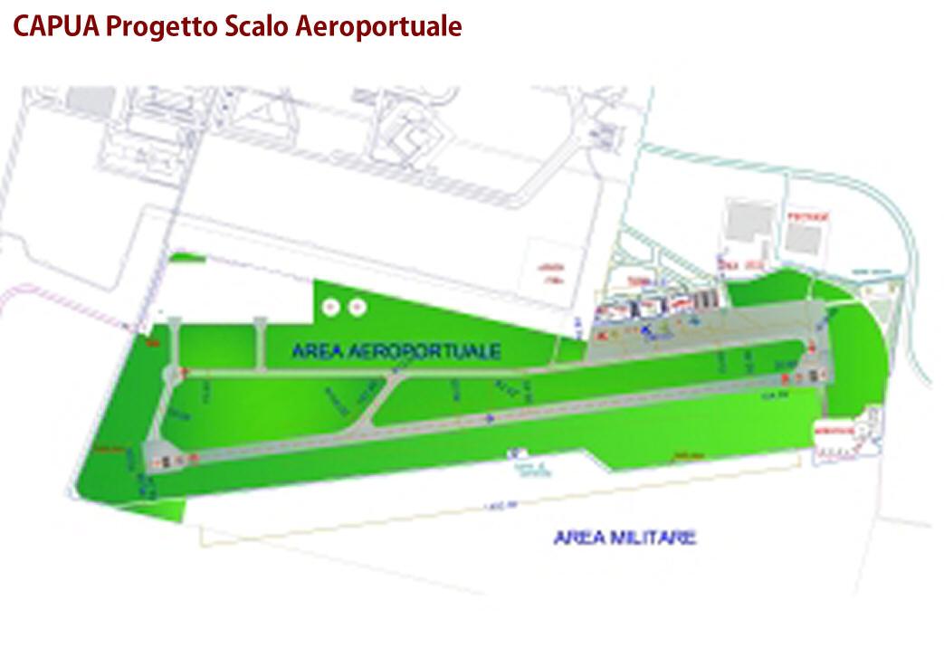 Progetto aeroporto capua