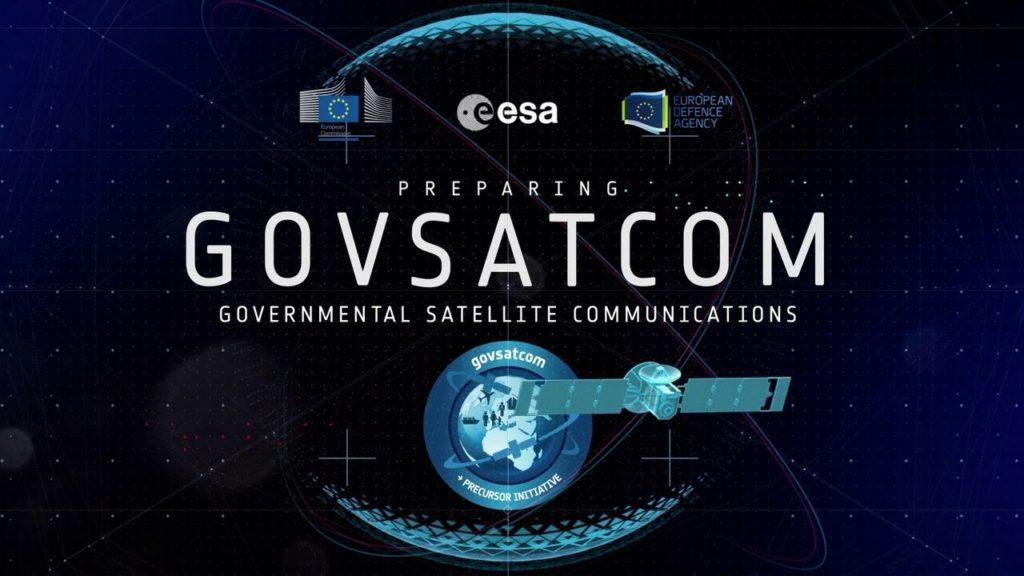 GovSatcom Esa