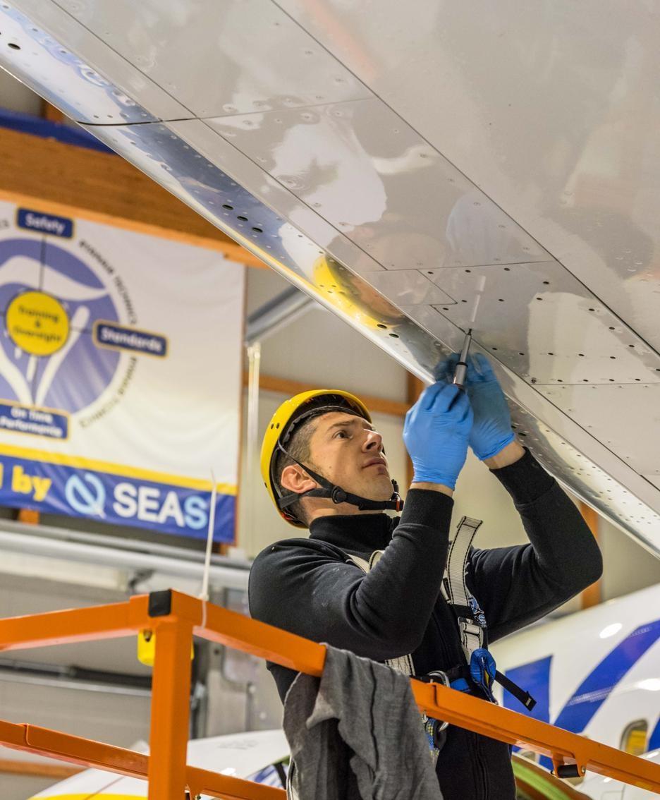 Quanta Seas Manutenzione Boeing 737