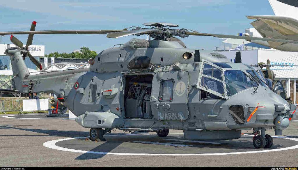 Elicottero NH-90
