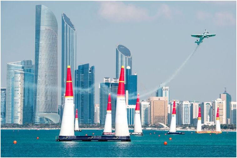Cannes Aeronautica Red Bull Air Race