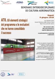 ATR 1500° fusoliera
