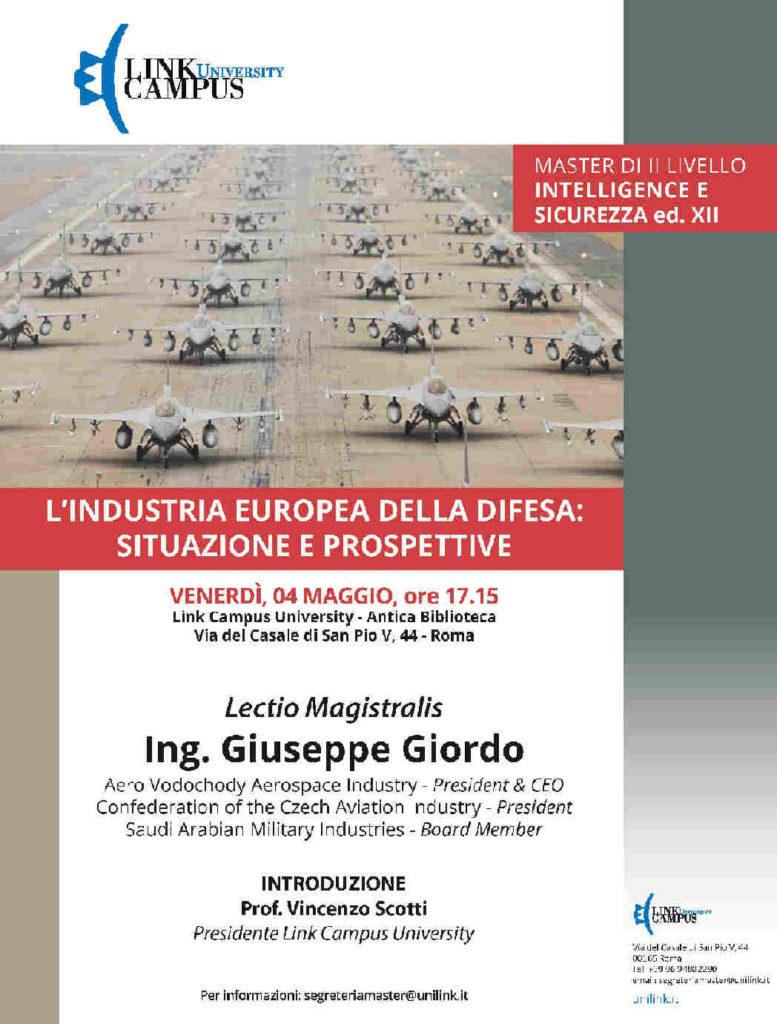lindustria europea della difesa situazione e prospettive