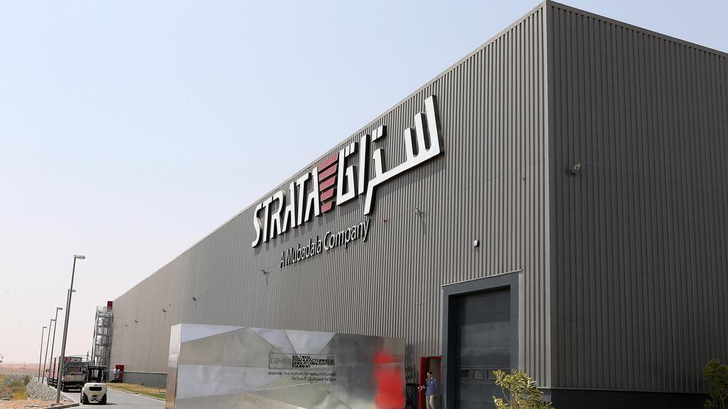 Strata Manufacturing