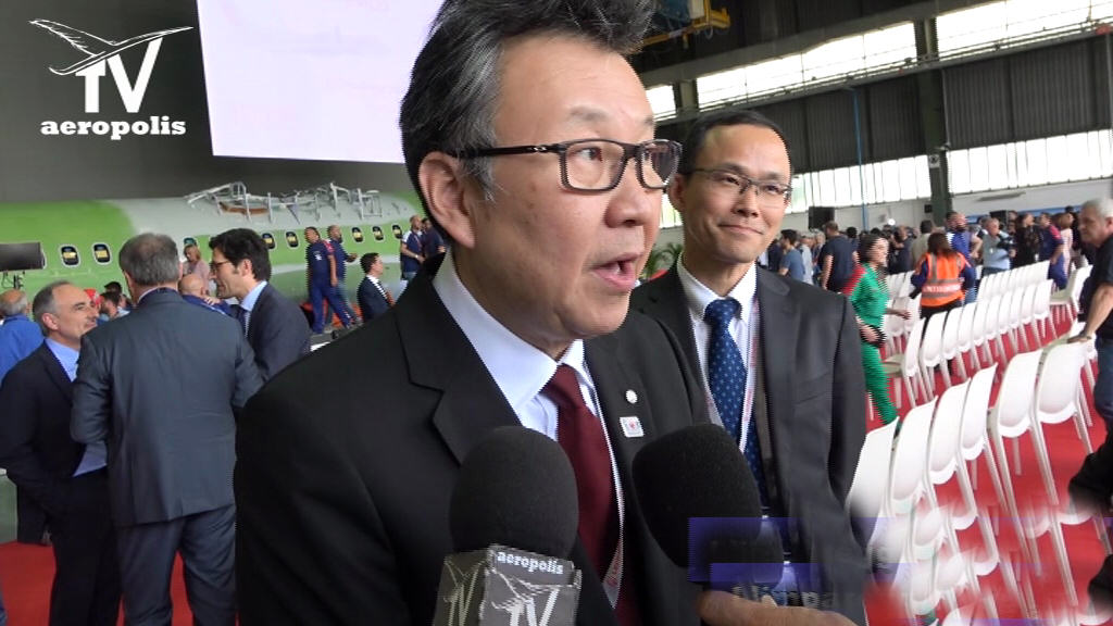 Presidente della Japan Air Commuter
