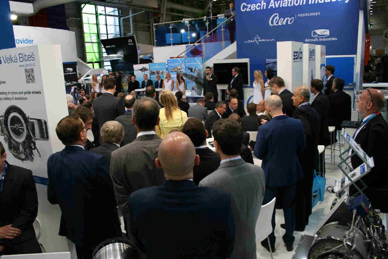 Aero Vodochody 2018