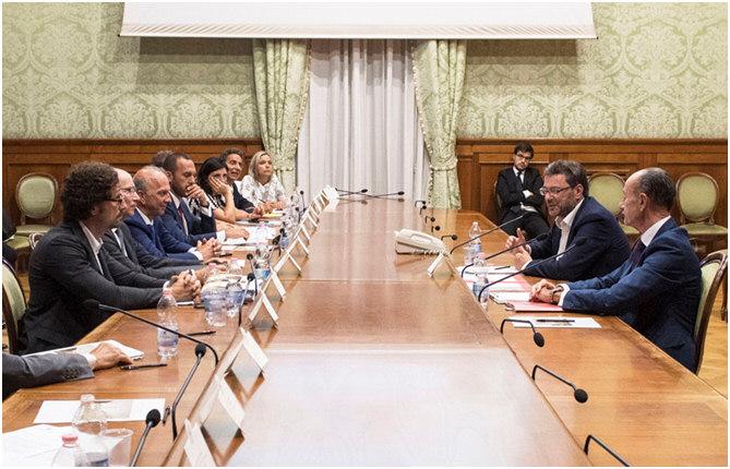 Commissione istituzionale per l'Aerospazio