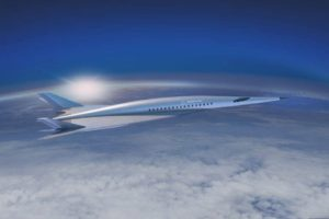 Boeing aereo ipersonico