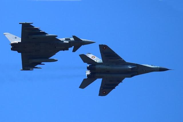 Leonardo Eurofighter Bulgaria MIG