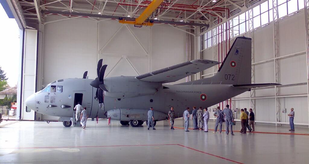 C-27J Aeropolis