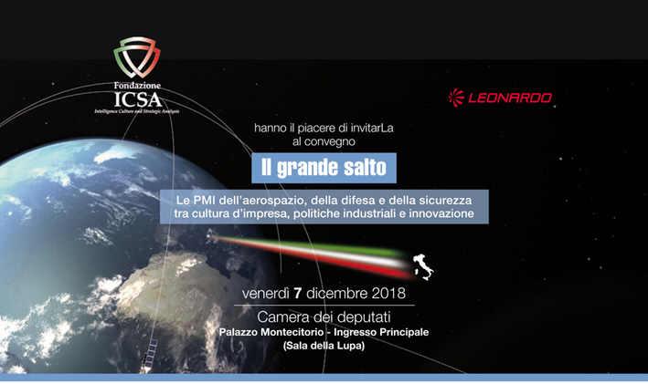 Convegno PMI aerospazio Roma