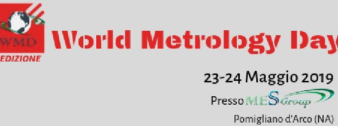 World Metrology Day Pomigliano D'Arco