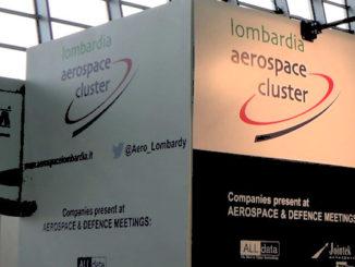 Stand Cluster aerospazio Lombardia