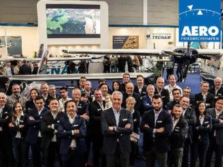 Friedrichshafen AERO 2019