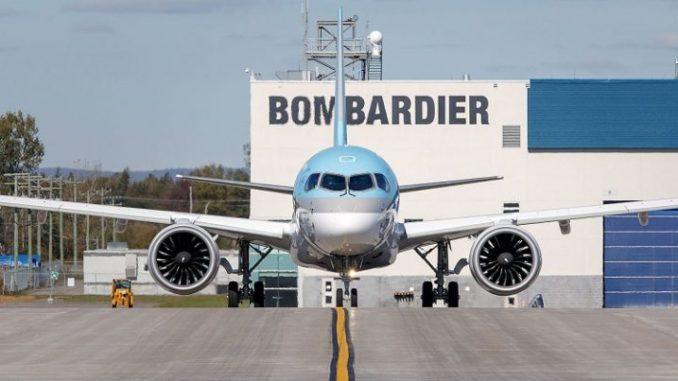 Bombardier Stabilimento Belfast