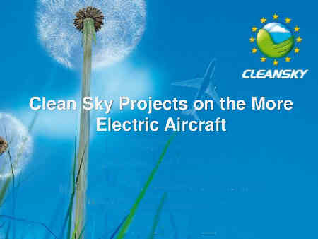 Clean Sky Projects