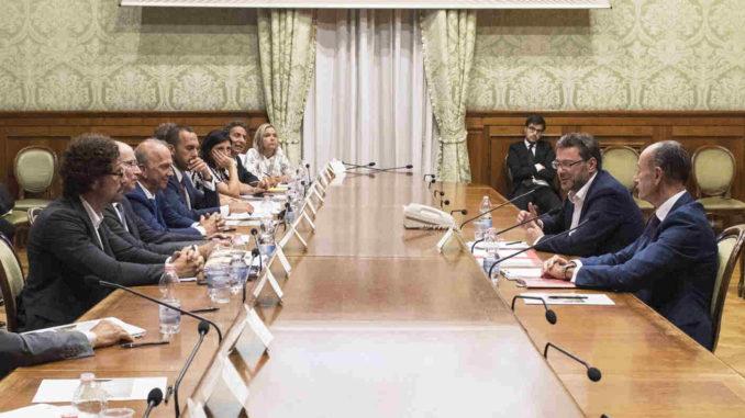 comitato interministeriale spazio