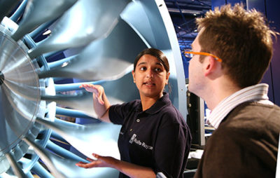 Recruiting Day di Rolls-Royce