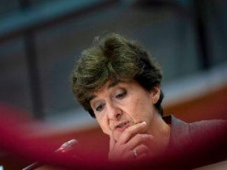 Sylvie Goulard Commissione europea