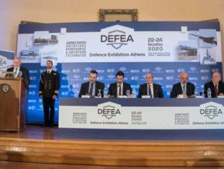 Ministro Difesa greco