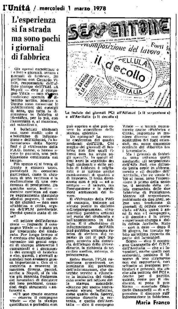 Il Decollo Aeritalia P.C. I. 1978 1980 1981 1982 1983 1984 1985