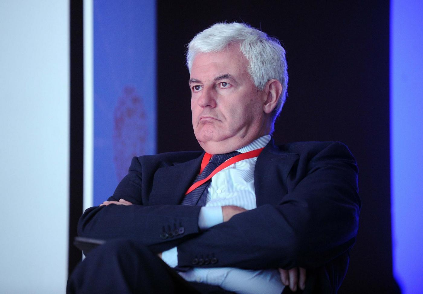 Alessandro Profumo Amministratore Delegato di Leonardo