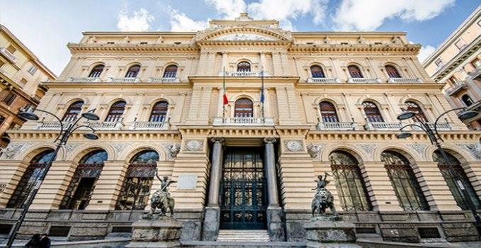 Napoli Palazzo della Borsa