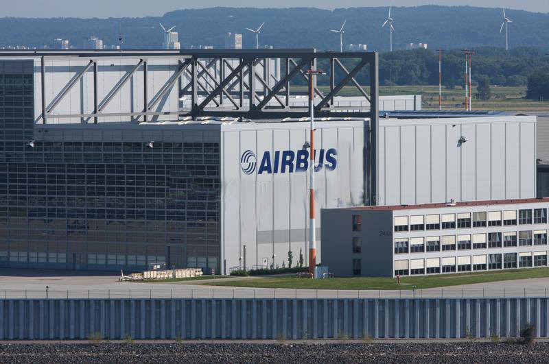 Stabilimento AIRBUS