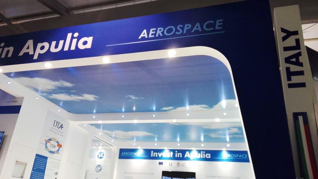 Regione Puglia Airshow Farnborough