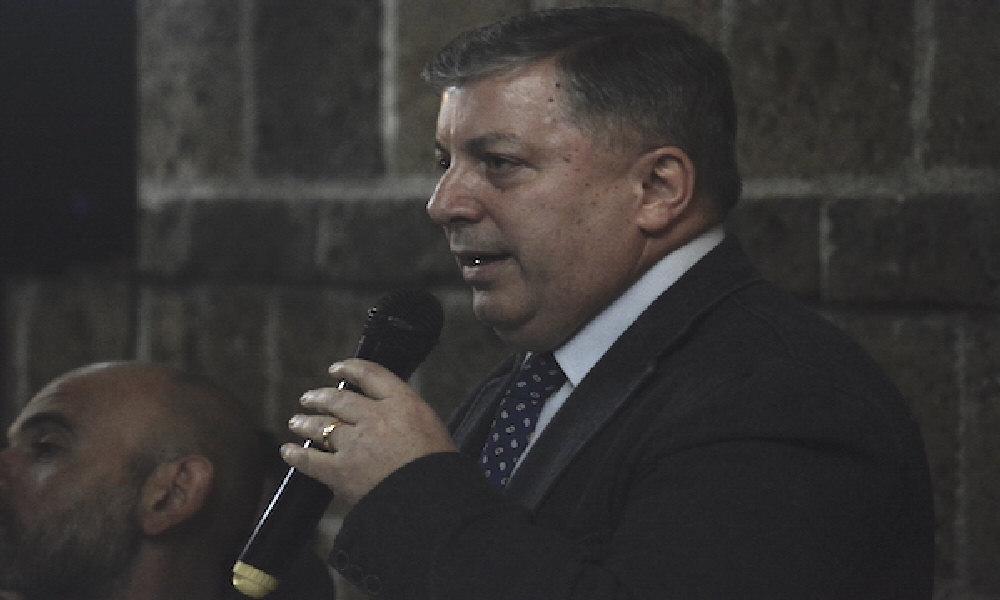Gerardo Capozza Assessore regionale Attività produttive