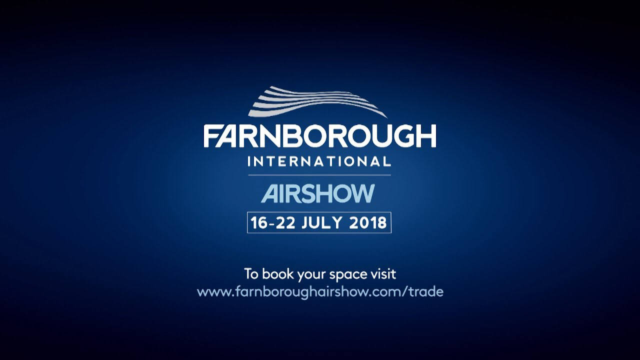 Air Show Farnborough 2018
