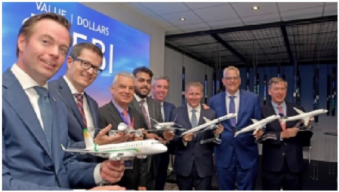 Embraer Farnborough 2018