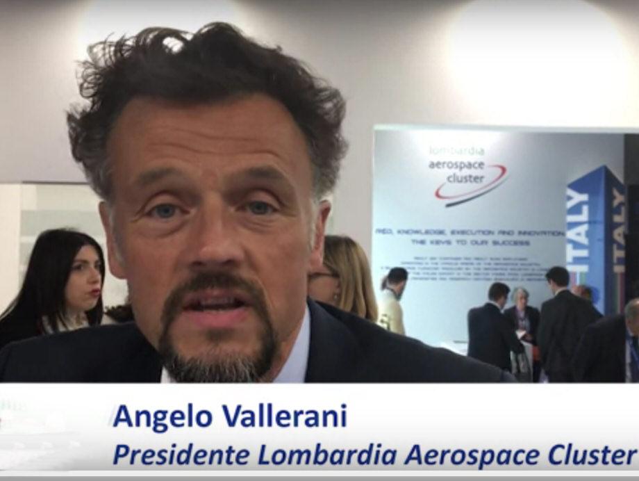 Angelo Vallerani Cluster Lombardia