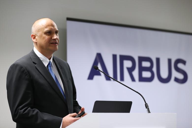 Eric Schultz direttore commerciale Airbus