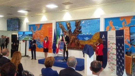 Primo ministro Giuseppe Conte a Bari