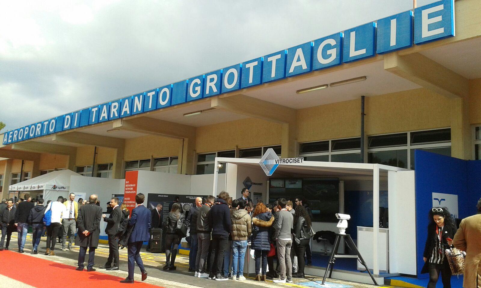 Aeroporto Grottaglie DTA Puglia