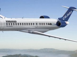 bombardie CRJ550 50posti