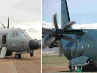 C295 di CASA-Airbus e C27-J di Leonardo