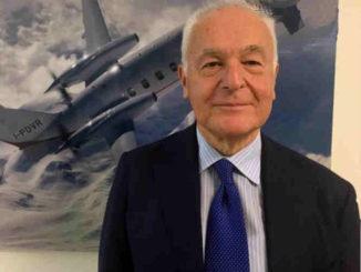 Vincenzo Nicastro Commissario straordinario Piaggio Aerospace