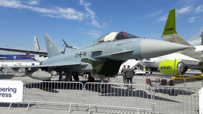 EFA Eurofighter