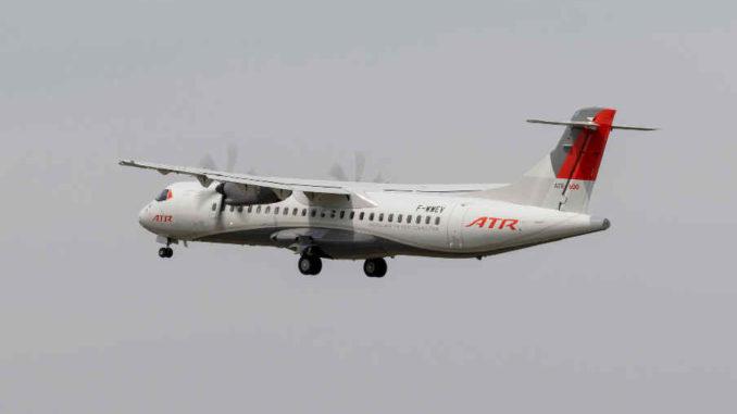 ATR Tunisair Express