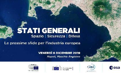 Napoli Stati Generali dello Spazio - Aeropolis -