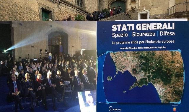 Napoli-stati generali Spazio