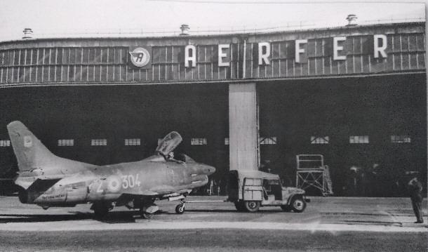 G91r Aeritalia